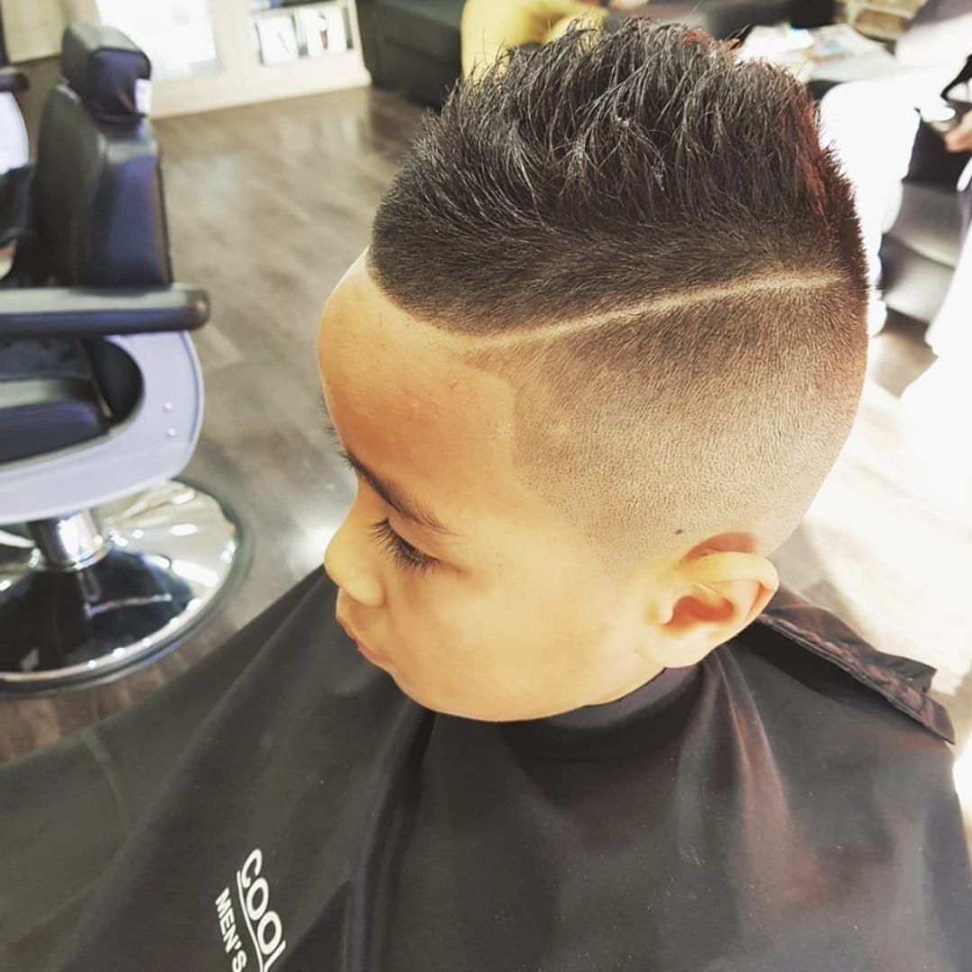 Young Boys Hair Cool Cuts