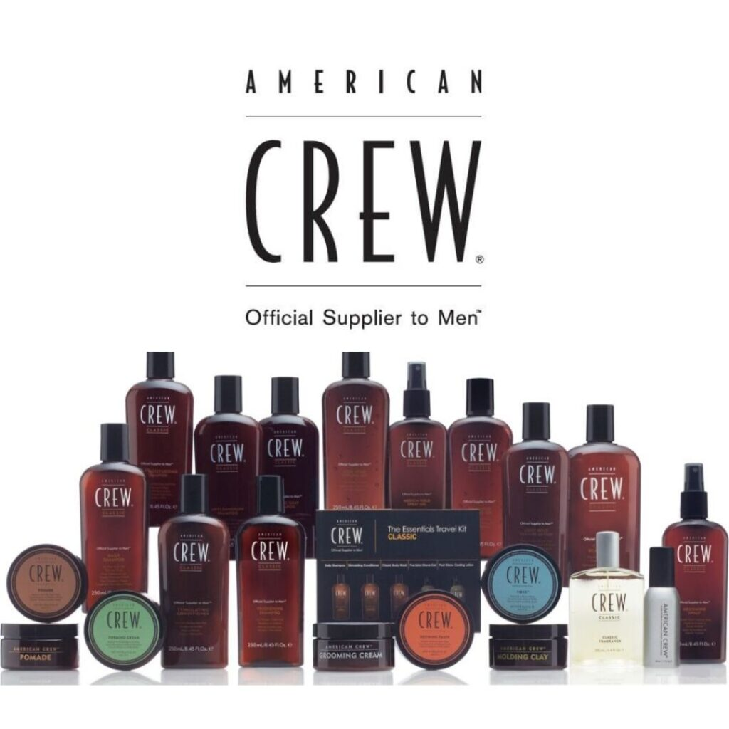 American Crew - Cool Cuts Products