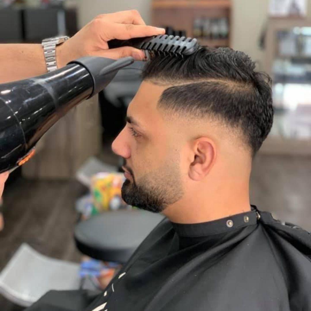 skin fade cool cuts master barber