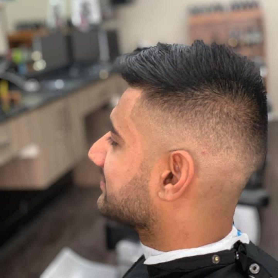 skin fade cool cuts mens grooming