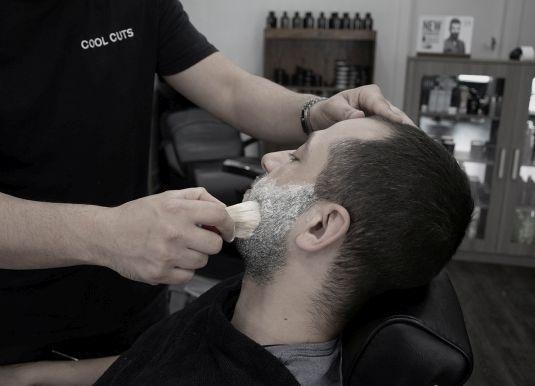 Cool Cuts Mens Classic Shave